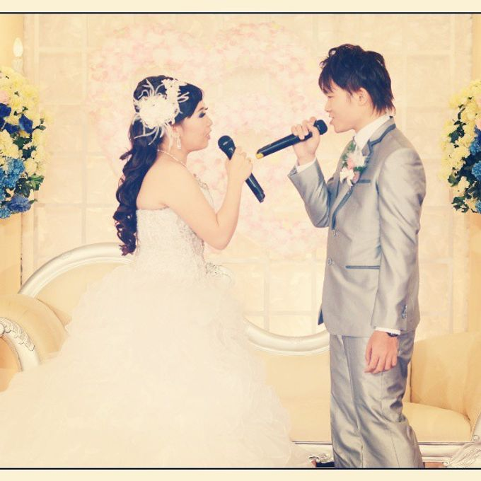 The Wedding of Ricky & Devi by C+ Productions - 020