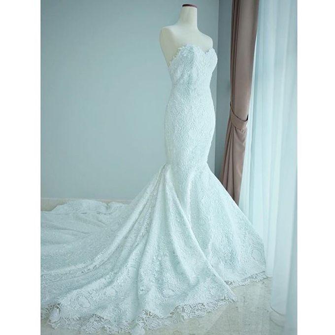 NEW ARRIVALS - WEDDING DRESS by LAMIIK BRIDAL - 045