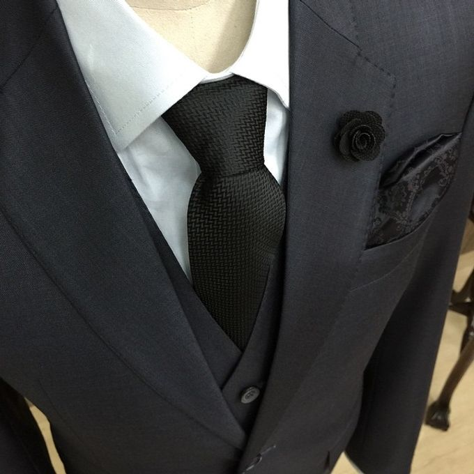 Custom made suits by Atham Tailor - 011