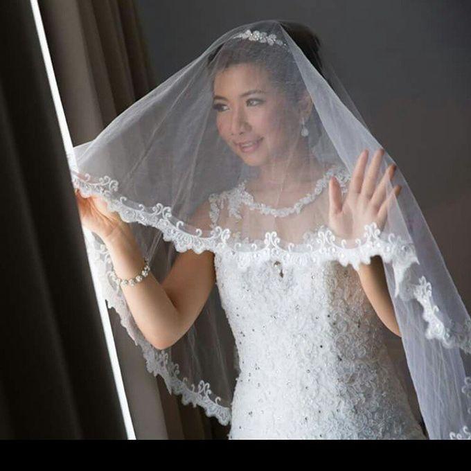 Bridal Makeup by Elly Liana Makeup Artist - 007