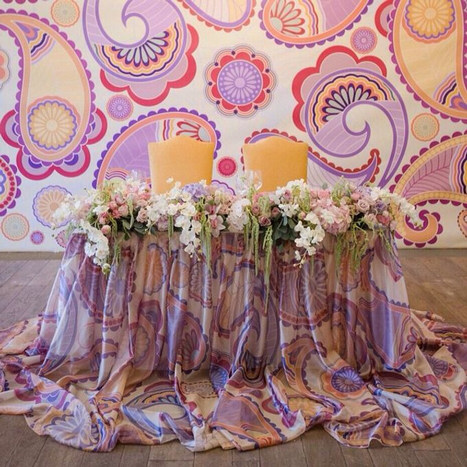 Etro wedding by Maria German decor - 003