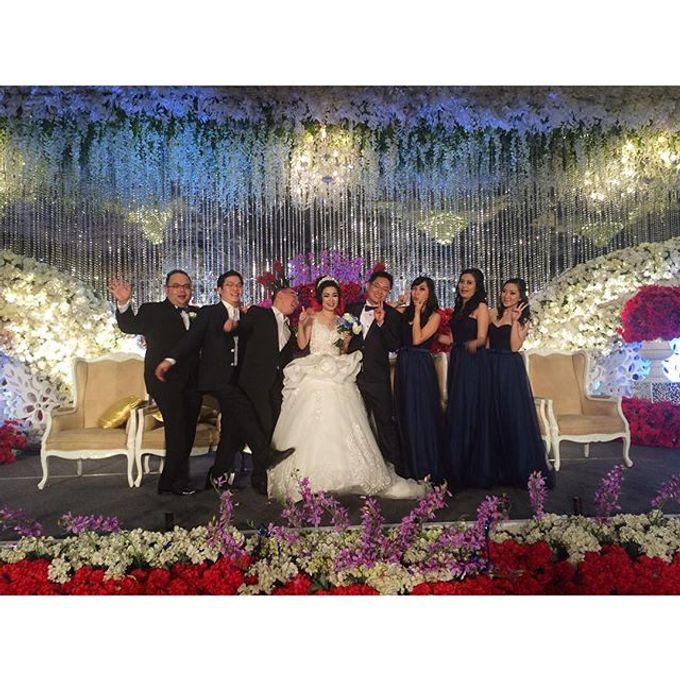 Benny & Diana Wedding Day by Bozza Event Organizer - 002