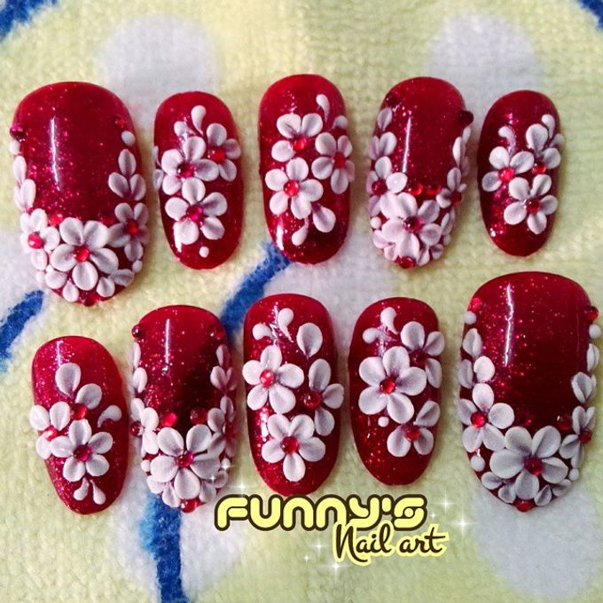 Thanks May 2015 by Funny's Nail art - 008
