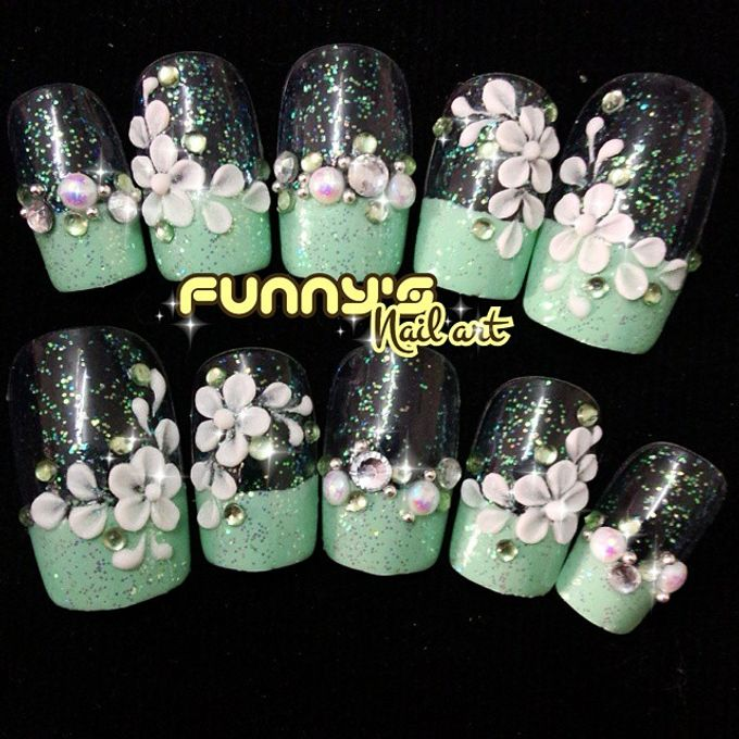 Thanks May 2015 by Funny's Nail art - 009