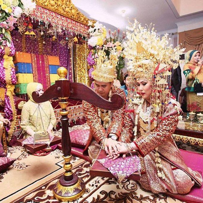 Devi & Taufan Wedding by Watie Iskandar Wedding Decoration & Organizer - 011