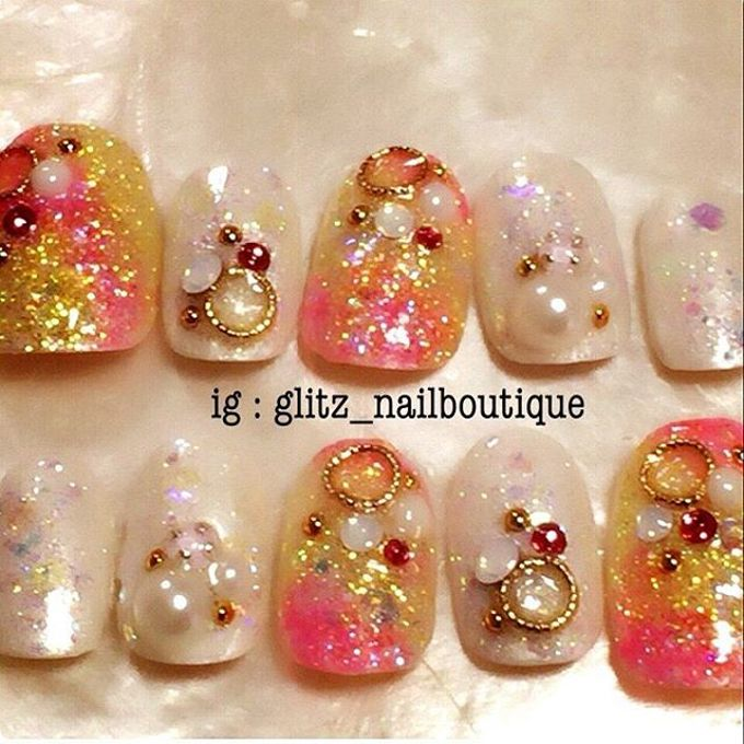 Fake Nails by Custom by Brows To Toes - 011