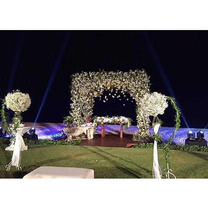 The Wedding of Randy & Chintania by Focus Production - 001