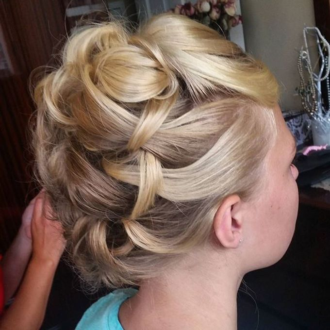 Hairstyles  by C.E Bridal - 023