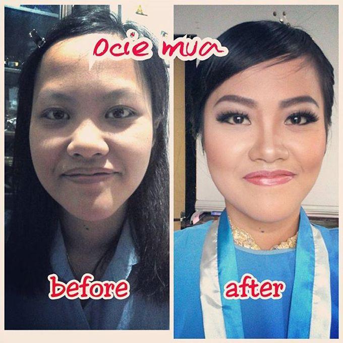 Make up and Hijab Stylist by OCIE Mua - 027