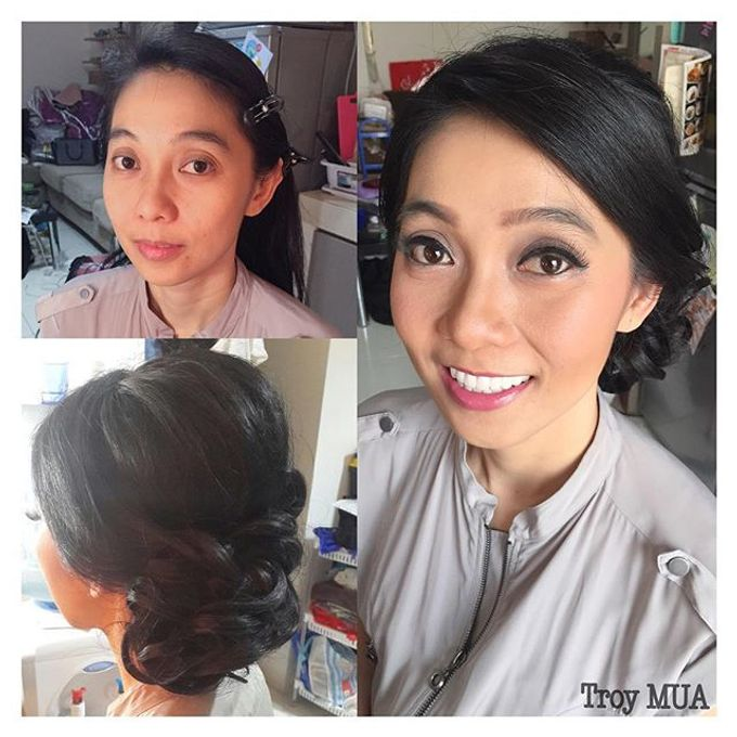 Special Occassion Makeup 1 by Troy Makeup Artist - 004