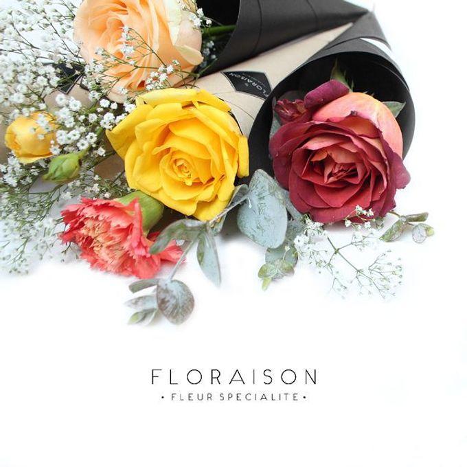 Hand Bouquet by Floraison - 005