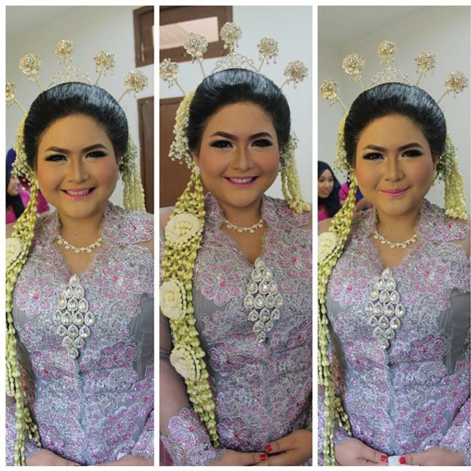 WEDDING WANDA by NANA Rias Pengantin - 003