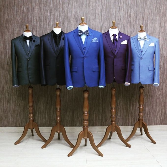 Custom made suits by Atham Tailor - 002