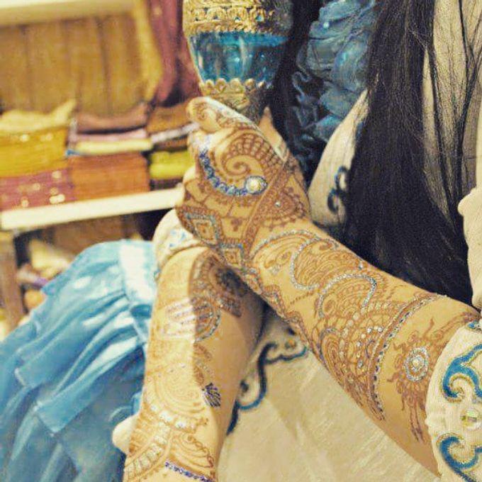 Bridal Henna - Arabic by Nakreze Mehndi - 023