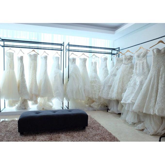 NEW ARRIVALS - WEDDING DRESS by LAMIIK BRIDAL - 046