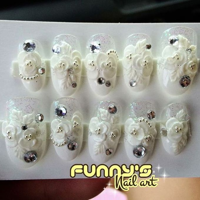 Sept- Oct by Funny's Nail art - 023