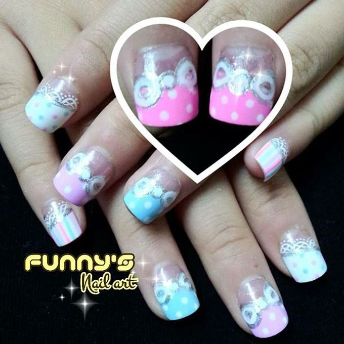 Sept- Oct by Funny's Nail art - 009