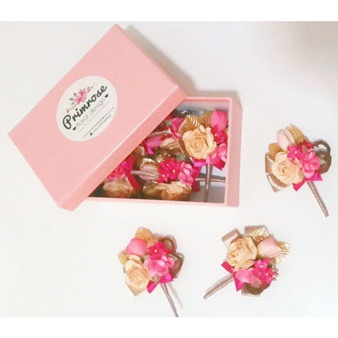 Boutonniere & Corsage by Primrose Floral Design - 001