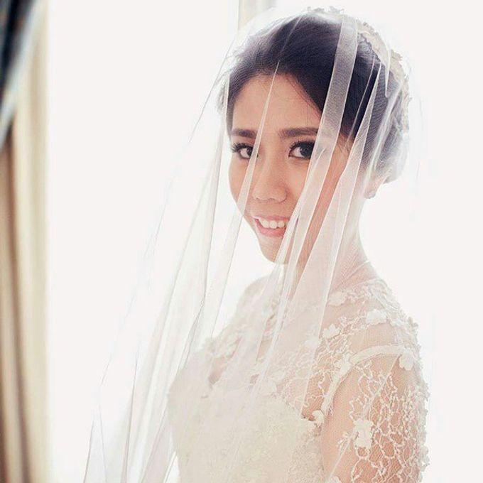 Bridal Makeup by Elly Liana Makeup Artist - 006