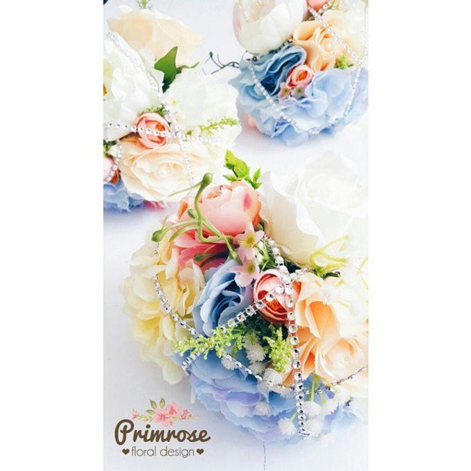 Wedding Bouquet - Handbouquet by Primrose Floral Design - 005