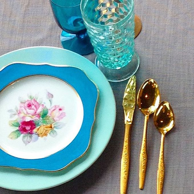 Tabletop Goodies by The Vintage Laundry - 008
