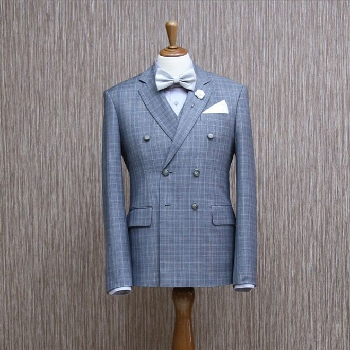 Custom made suits by Atham Tailor - 007