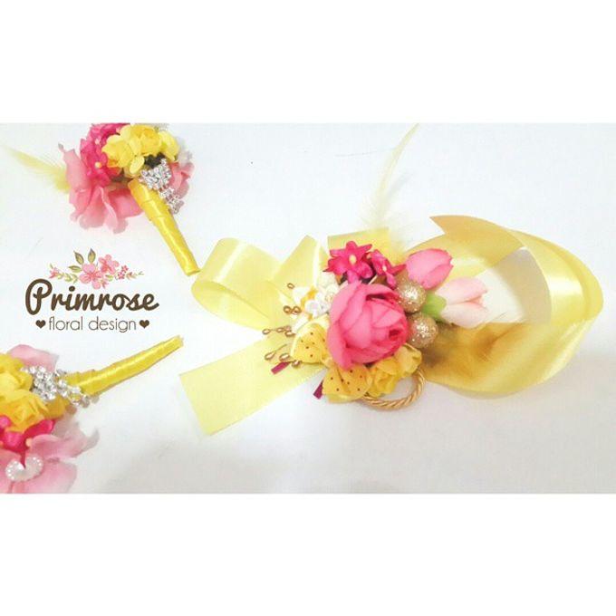Boutonniere & Corsage by Primrose Floral Design - 004