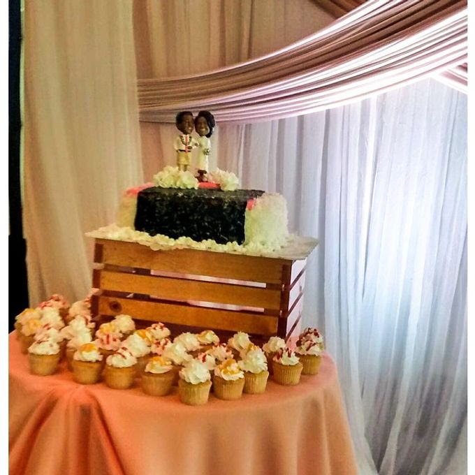 Wedding Reception by Bella Amour Events Hawaii - 004