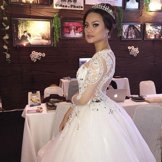 Premiere Wedding Fair by Nathalia TAN Makeup Artist - 001