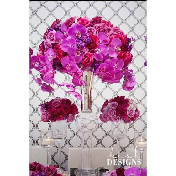Floral Designs by Kesh Designs by Kesh Designs - 004