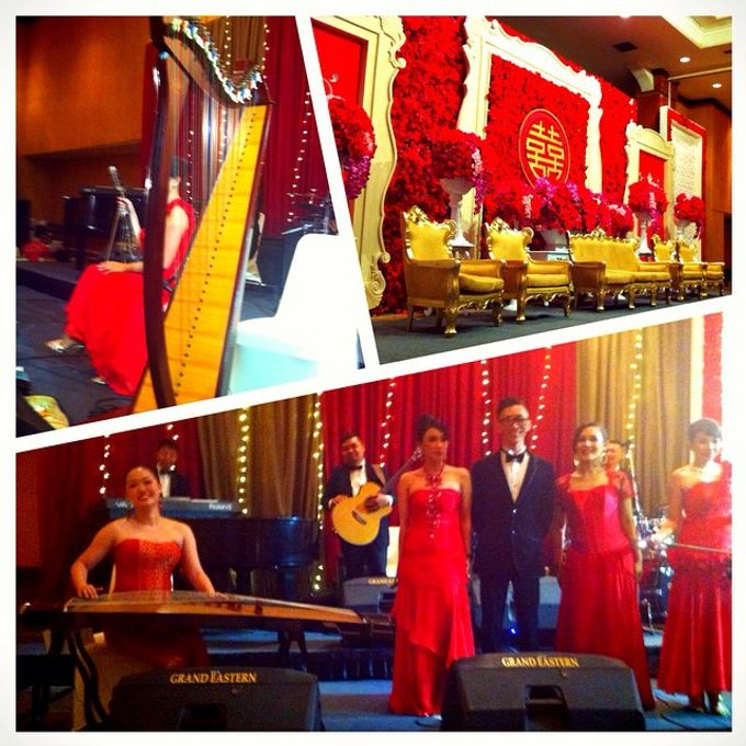 The Wedding of Hendra and Ita by Nelson Music Entertainment - 001