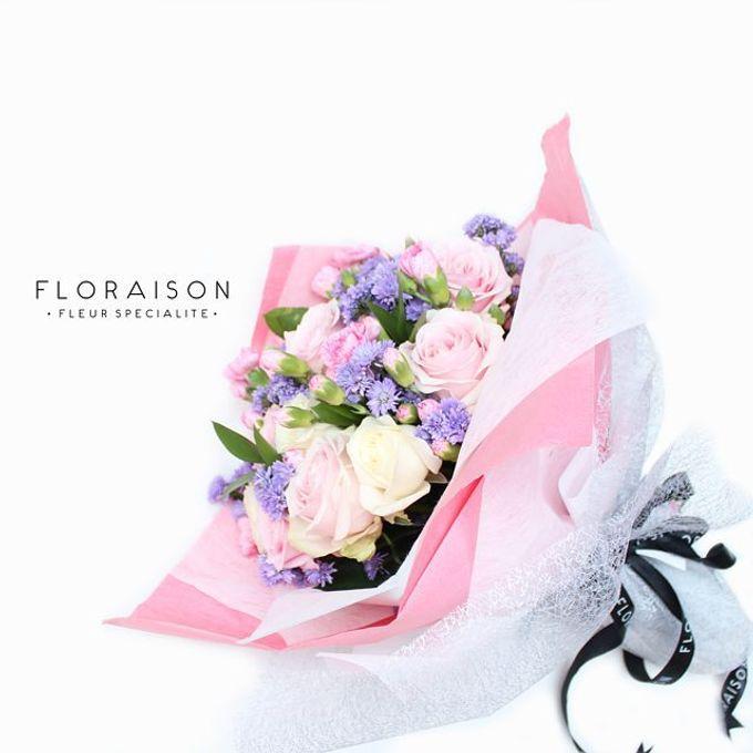 Hand Bouquet by Floraison - 006