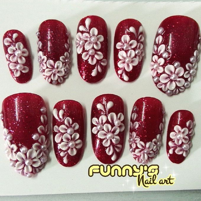 HI JUNE 2015 by Funny's Nail art - 008