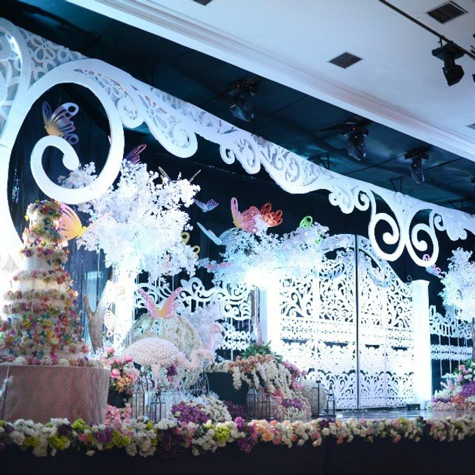 The Wedding of Lukman & Tika by C+ Productions - 011