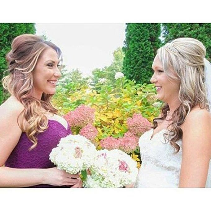 Hairstyles  by C.E Bridal - 004