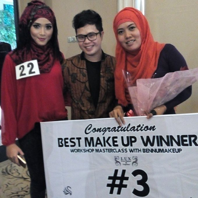Workshop Bennu Make Up by OCIE Mua - 003
