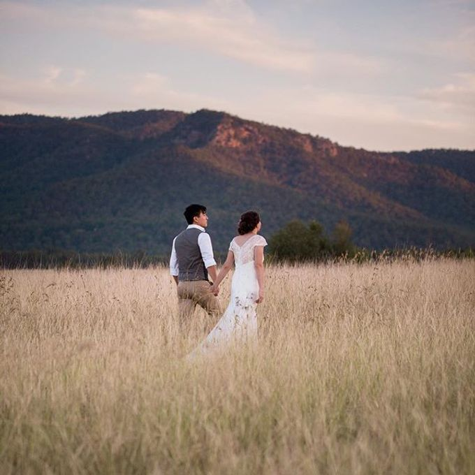 Country Weddings by Hilary Cam Photography - 002