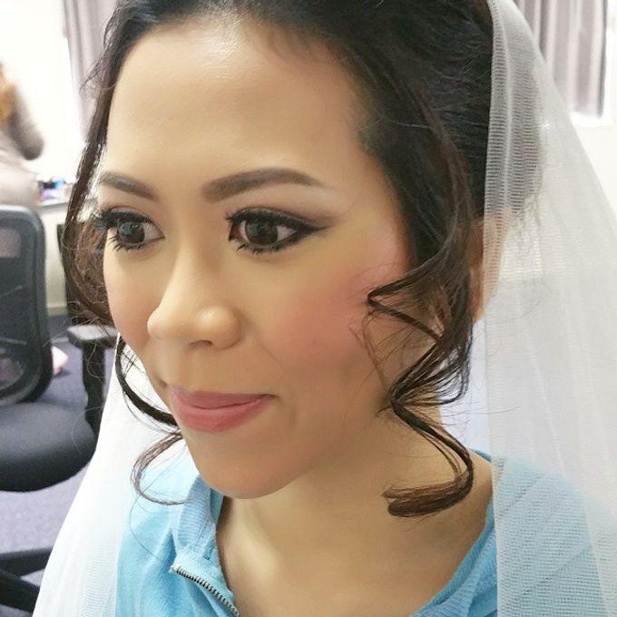 Bridal Makeup by Elly Liana Makeup Artist - 008