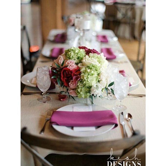 Floral Designs by Kesh Designs by Kesh Designs - 006