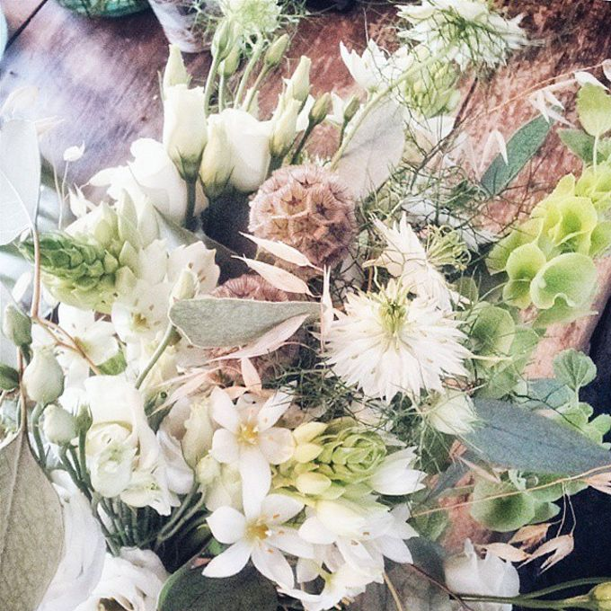 RUSTIC WEDDING BOUQUET by LUX floral design - 007