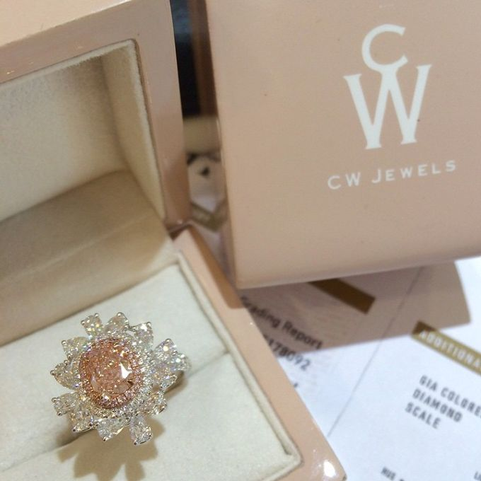 Engagement Rings by CW Jewels - 030