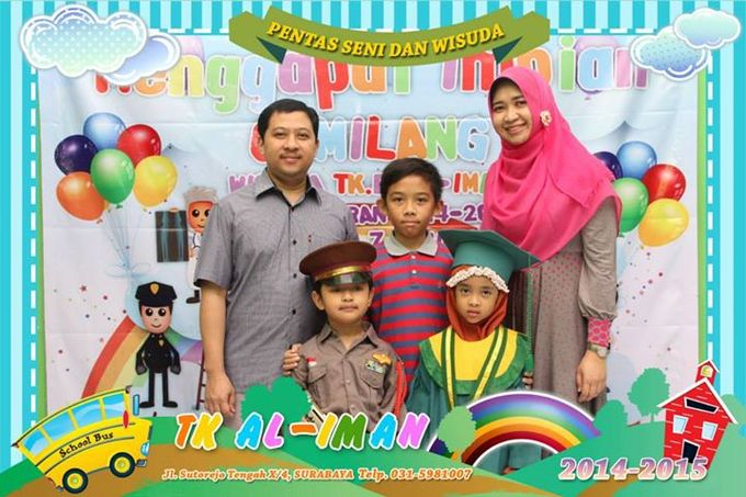 TK Al Iman Graduation 2014-2015 by Dinasty Photobooth - 002