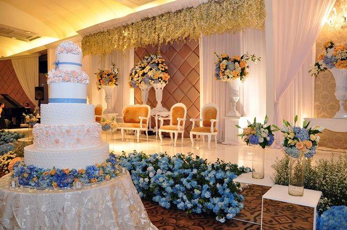 May 31st Wedding at InterContinental Jakarta MidPlaza by AYANA Midplaza JAKARTA - 006