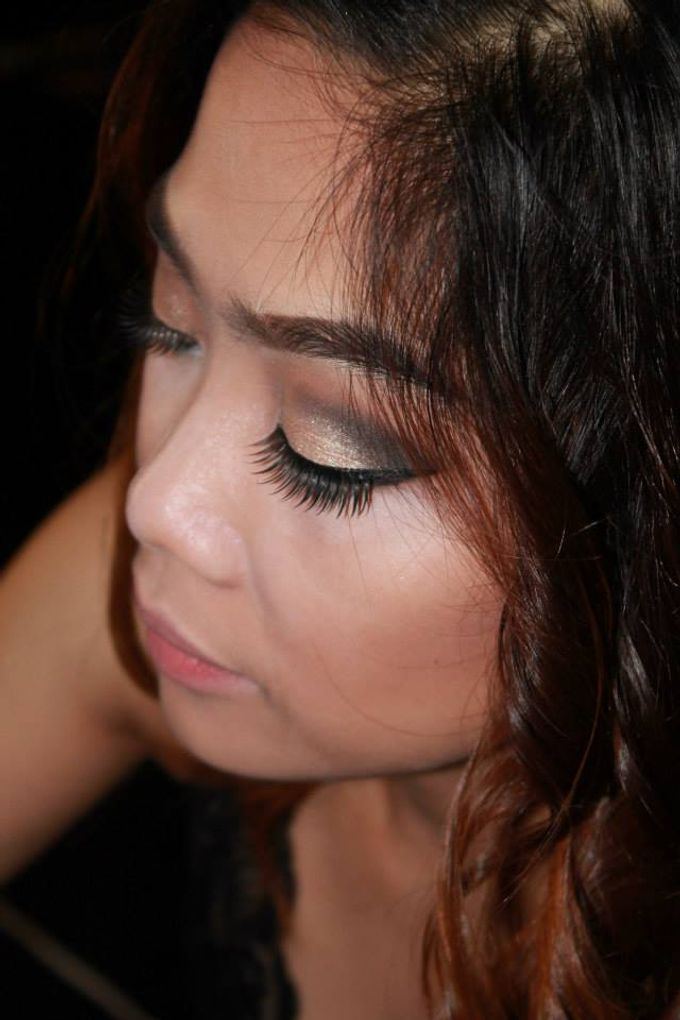 Glam by Nadine Rayo Hair and Makeup Artistry - 004