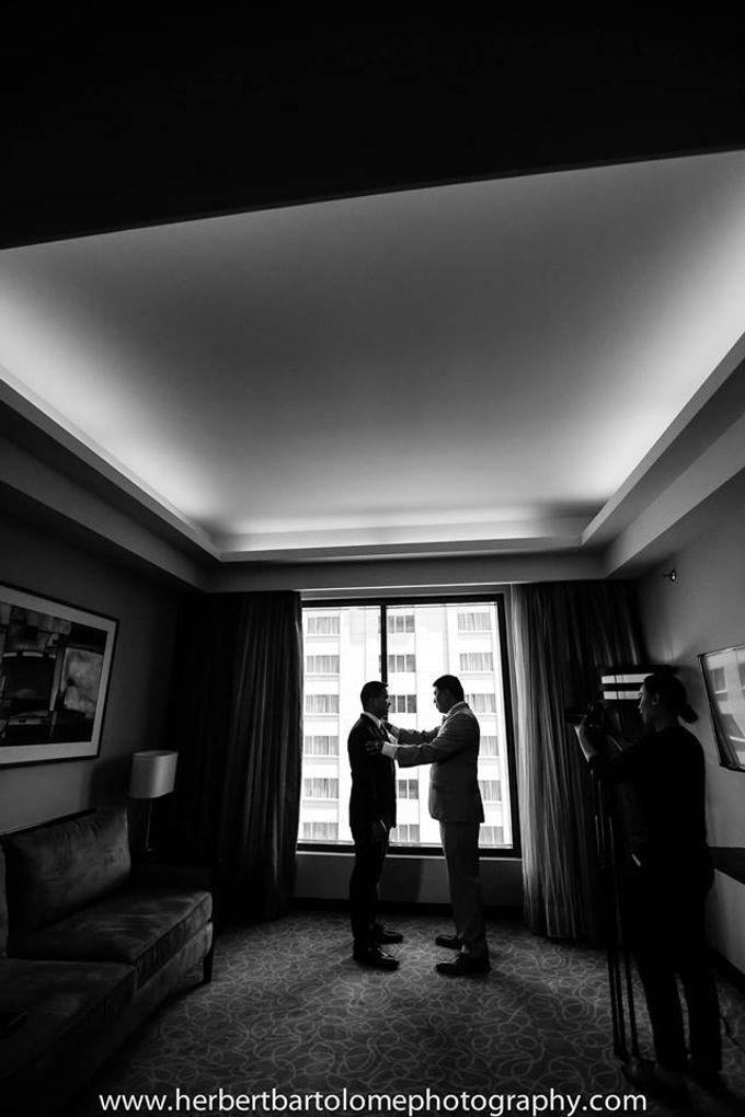 Paul & Iris I Wedding by Image Chef Photography - 011