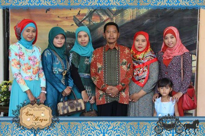 Eva&Bagus Wedding Photobooth dinasty by Dinasty Photobooth - 002