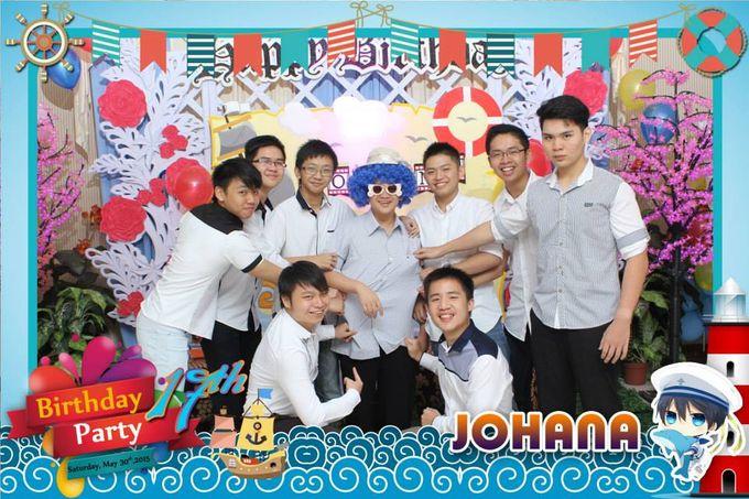 Sweetseventeen Johana Birthday Photobooth by Dinasty Photobooth - 004