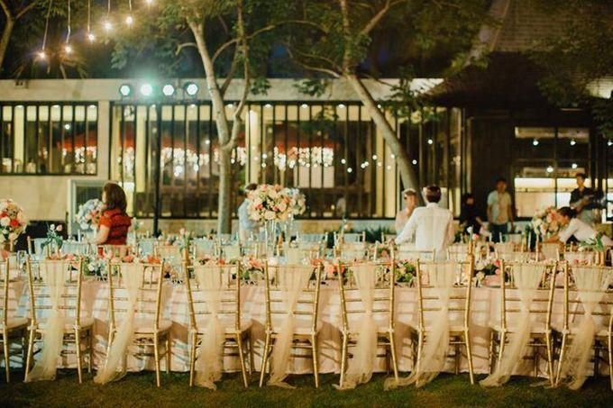 Elegant Flowery Wedding by Jonquilla Decor - 019