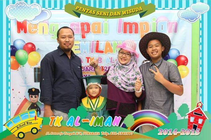 TK Al Iman Graduation 2014-2015 by Dinasty Photobooth - 005