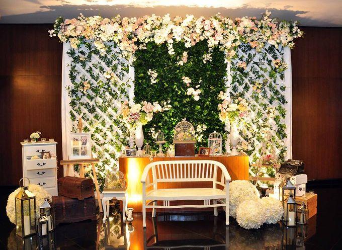 May 31st Wedding at InterContinental Jakarta MidPlaza by AYANA Midplaza JAKARTA - 007